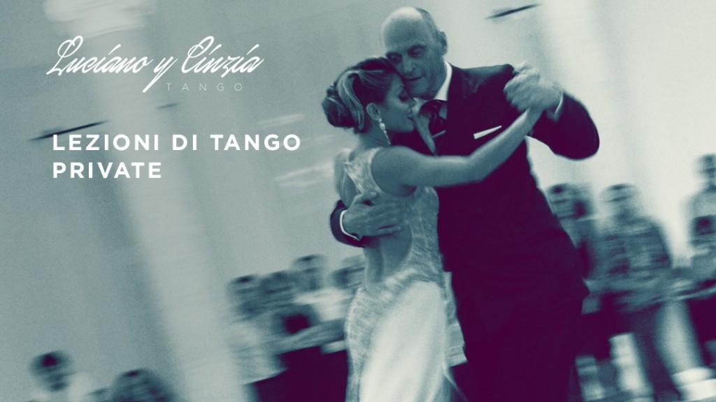 Lezioni private di tango argentino