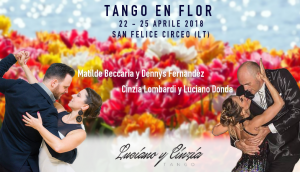 tango en flor