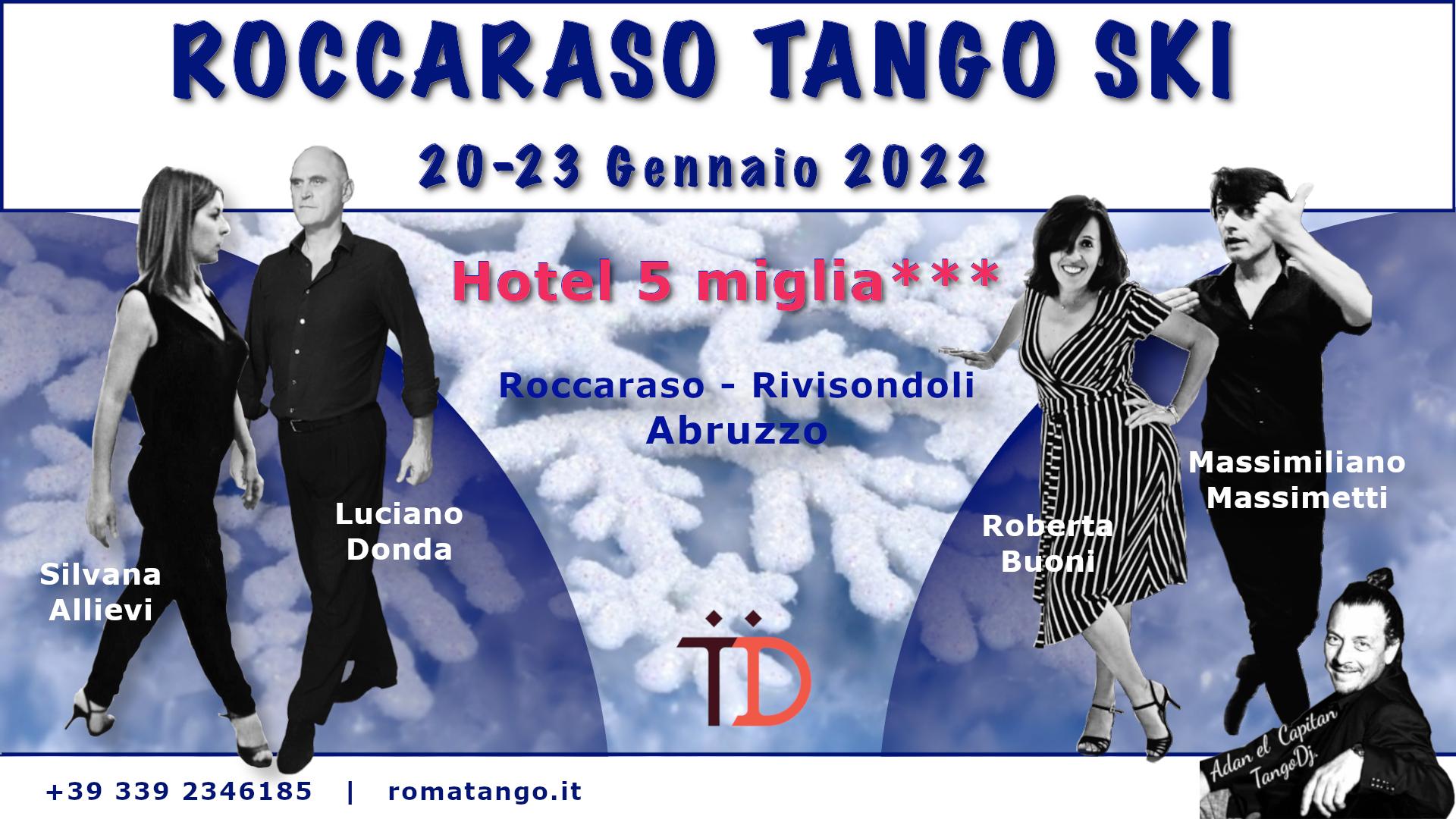 Roccaraso Tango Ski 2022